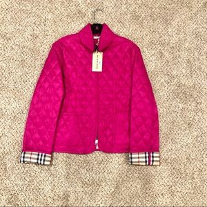 NWT Burberry Jacket